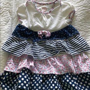 Baby girl ruffled dress